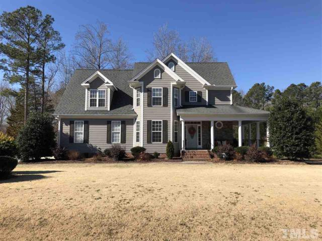 10620 Sunny Point Drive, Zebulon, NC 27597 (#2235291) :: The Perry Group