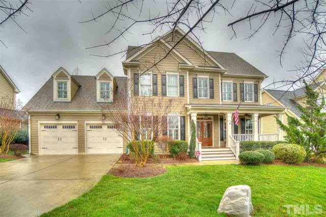 525 Wanderview Lane, Holly Springs, NC 27540 (#2235673) :: Raleigh Cary Realty