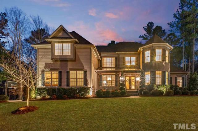 7605 Summer Pines Way, Wake Forest, NC 27587 (#2235794) :: The Results Team, LLC