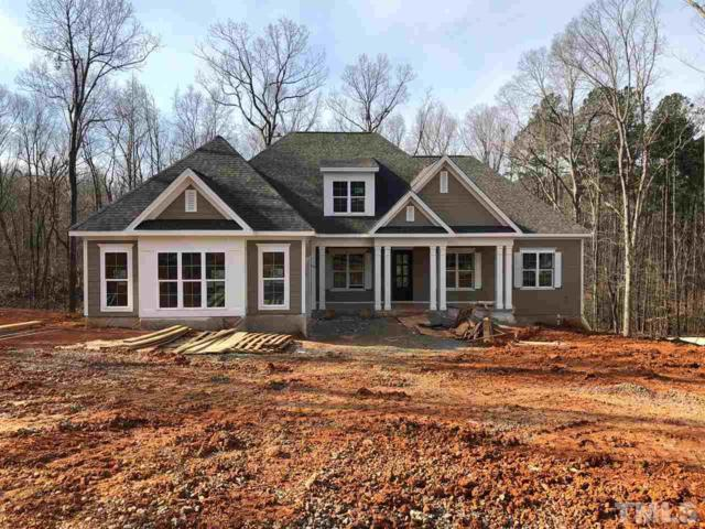 4233 Henderson Place, Pittsboro, NC 27312 (#2236237) :: Marti Hampton Team - Re/Max One Realty