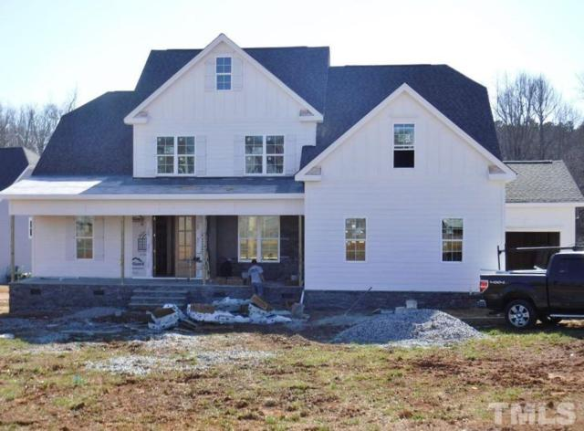 3400 Donlin Drive, Wake Forest, NC 27587 (#2236280) :: Raleigh Cary Realty