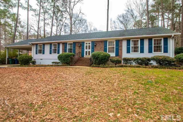5605 Woodberry Drive, Durham, NC 27707 (#2236351) :: The Jim Allen Group