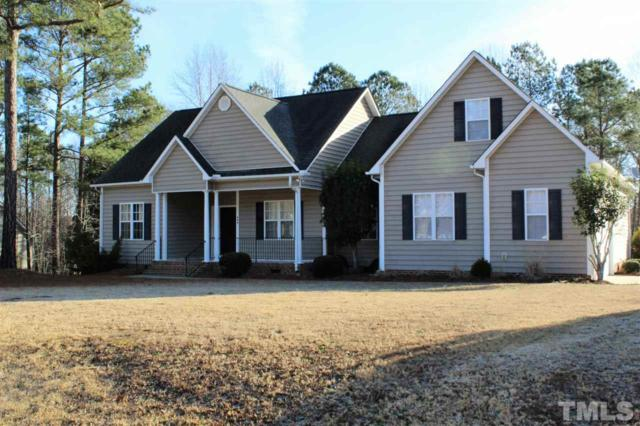 444 Galaxy Drive, Garner, NC 27529 (#2236453) :: Raleigh Cary Realty