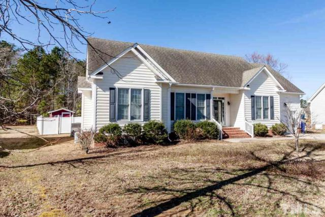 4321 Portsmouth Drive, Wilson, NC 27896 (#2236681) :: RE/MAX Real Estate Service