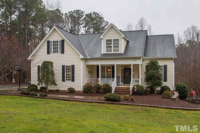 180 Highview Drive, Youngsville, NC 27596 (#2236758) :: The Jim Allen Group