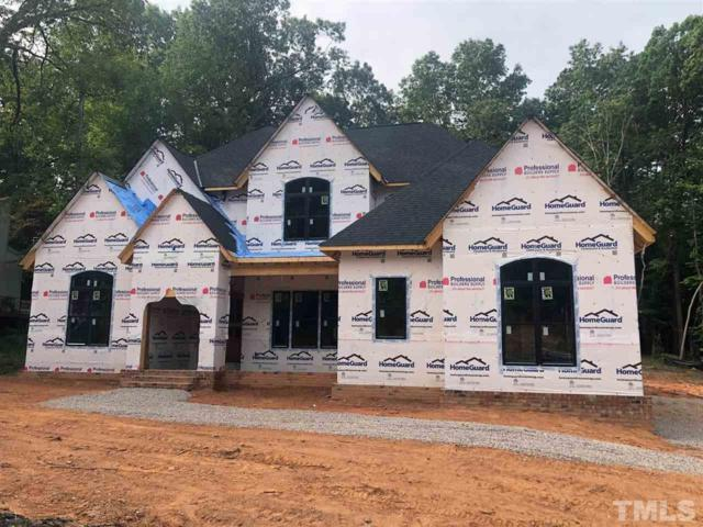 3513 Catalano Drive, Raleigh, NC 27607 (#2237005) :: The Jim Allen Group