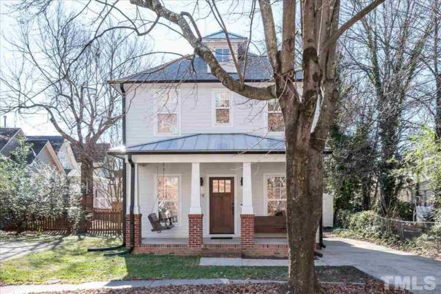 324 E South Street, Raleigh, NC 27601 (#2237019) :: M&J Realty Group