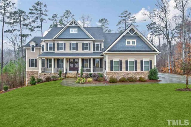 116 Eagles Watch Lane, Chapel Hill, NC 27517 (#2237063) :: The Perry Group
