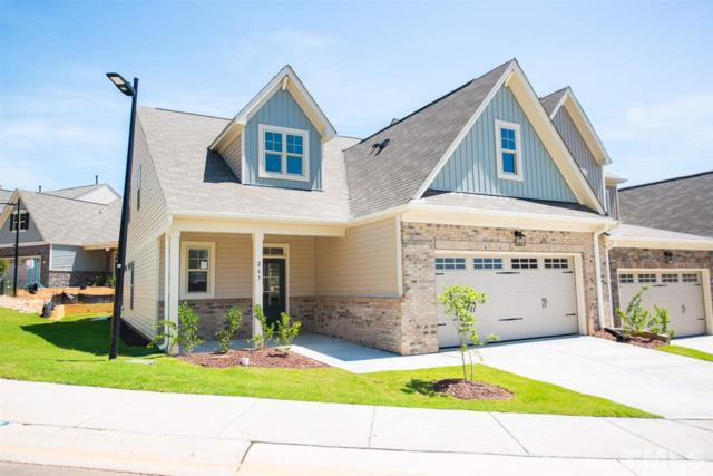 267 Mangia Drive #51, Wake Forest, NC 27587 (#2237522) :: Raleigh Cary Realty