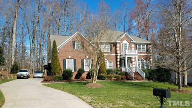 639 Churton Grove Boulevard, Hillsborough, NC 27278 (#2237532) :: The Jim Allen Group