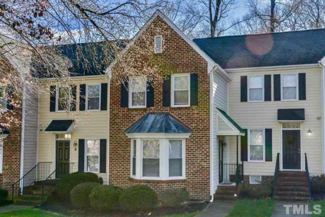 3 Forest Glen Drive #3, Chapel Hill, NC 27517 (#2237834) :: The Jim Allen Group