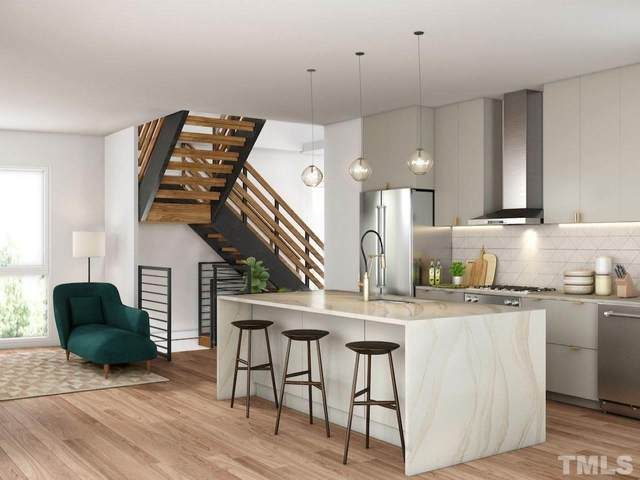 512 Gordon Street I-1. Braeburn, Durham, NC 27701 (#2237907) :: RE/MAX Real Estate Service
