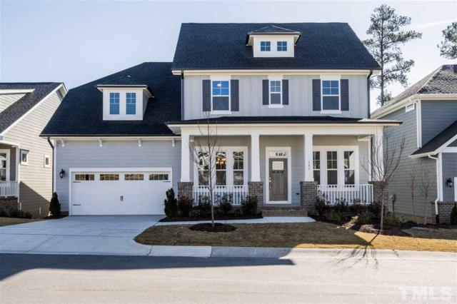 303 Bella Rose Drive, Chapel Hill, NC 27517 (#2237963) :: The Perry Group