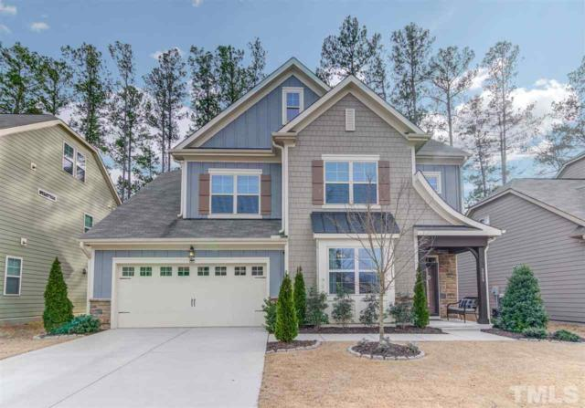 3809 Colby Chase Drive, Apex, NC 27539 (#2238161) :: The Results Team, LLC