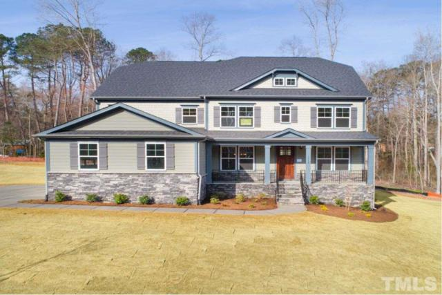1416 Baileys Run Court, Raleigh, NC 27606 (#2238449) :: The Perry Group