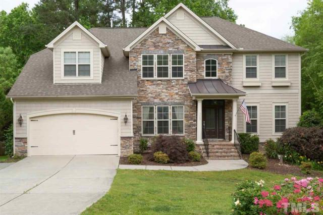 3605 Trawden Drive, Wake Forest, NC 27587 (#2238721) :: Raleigh Cary Realty