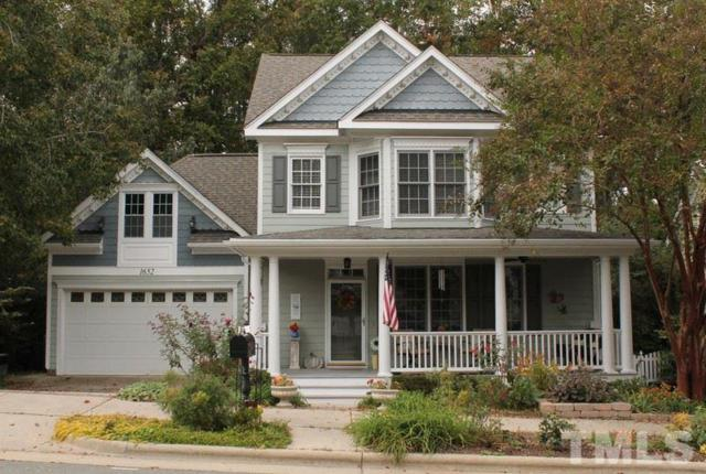 1652 Town Home Drive, Apex, NC 27502 (#2238789) :: The Jim Allen Group