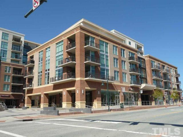 140 W Franklin Street #304, Chapel Hill, NC 27615 (#2239369) :: Real Estate By Design