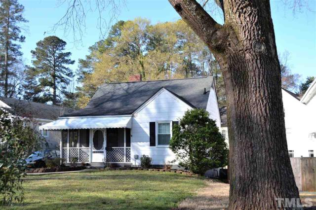 2017 Pine Drive, Raleigh, NC 27608 (#2239483) :: Real Estate By Design