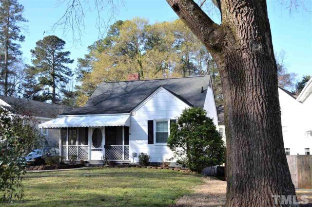 2017 Pine Drive, Raleigh, NC 27608 (#2239483) :: Dogwood Properties