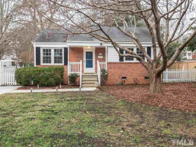 808 Young Street, Raleigh, NC 27608 (#2239661) :: Marti Hampton Team - Re/Max One Realty