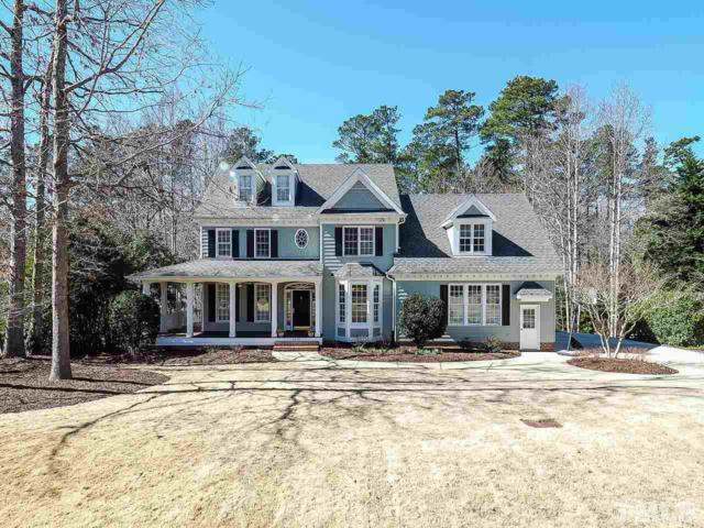 3820 Wesley Ridge Drive, Apex, NC 27539 (#2239672) :: The Perry Group