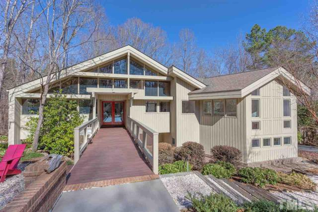 227 Stagecoach Road, Chapel Hill, NC 27514 (#2239783) :: M&J Realty Group