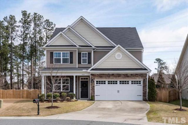 2464 Everstone Road, Wake Forest, NC 27587 (#2239808) :: The Perry Group
