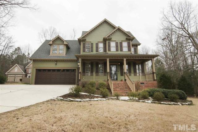 4920 Trotter Drive, Raleigh, NC 27603 (#2240311) :: The Perry Group