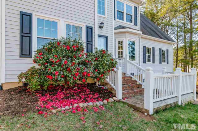 100 Chatsworth Street, Cary, NC 27513 (#2240635) :: The Perry Group