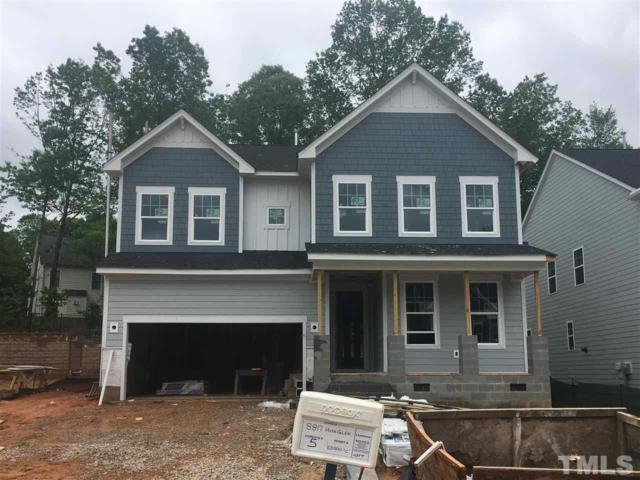 8817 Moss Glen Drive #5, Raleigh, NC 27617 (#2240718) :: The Perry Group
