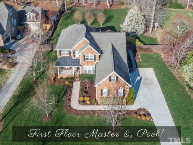 7809 Kensington Manor Lane, Wake Forest, NC 27587 (#2240937) :: The Perry Group