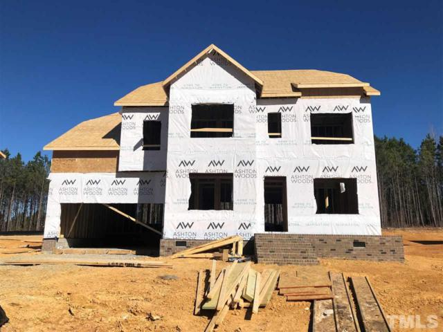 124 Silent Bend Drive Lot 9, Holly Springs, NC 27540 (#2241069) :: M&J Realty Group