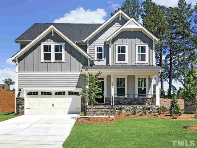 3056 Curling Creek Drive, Apex, NC 27502 (#2241356) :: Raleigh Cary Realty