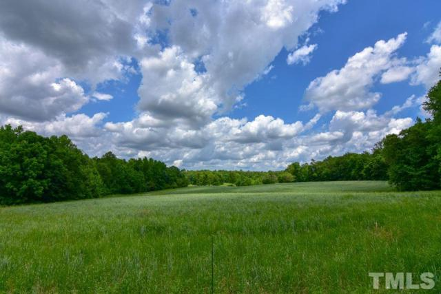 47.71 acres Durham Road, Timberlake, NC 27583 (#2241570) :: Morgan Womble Group