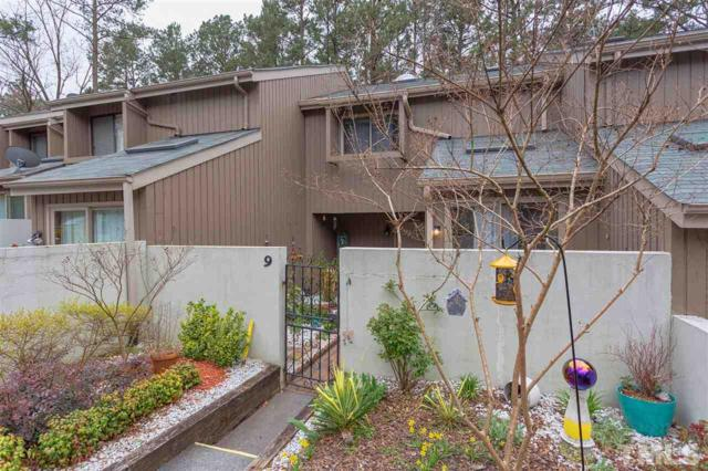 9 Waltham Place, Chapel Hill, NC 27517 (#2241612) :: The Perry Group