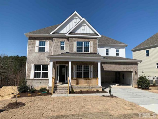 618 White Oak Pond Road Homesite 250, Apex, NC 27523 (#2241651) :: The Jim Allen Group