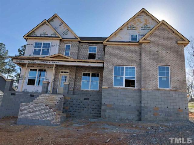 1008 Crescent Moon Court Homesite 25 Aza, Durham, NC 27712 (#2241941) :: The Perry Group