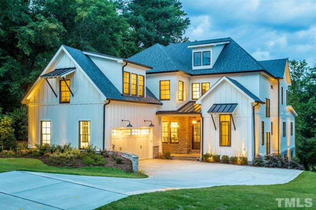 3400 Rock Creek Drive, Raleigh, NC 27609 (#2242163) :: Marti Hampton Team - Re/Max One Realty