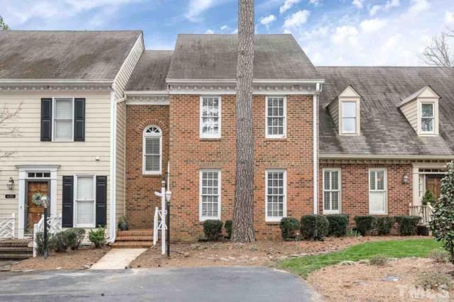 633 Crabberry Lane, Raleigh, NC 27609 (#2242252) :: The Jim Allen Group