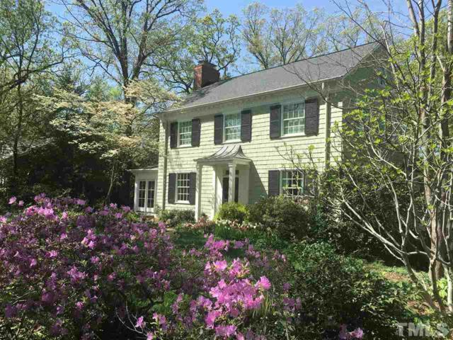 735 Gimghoul Road, Chapel Hill, NC 27514 (#2242373) :: The Perry Group