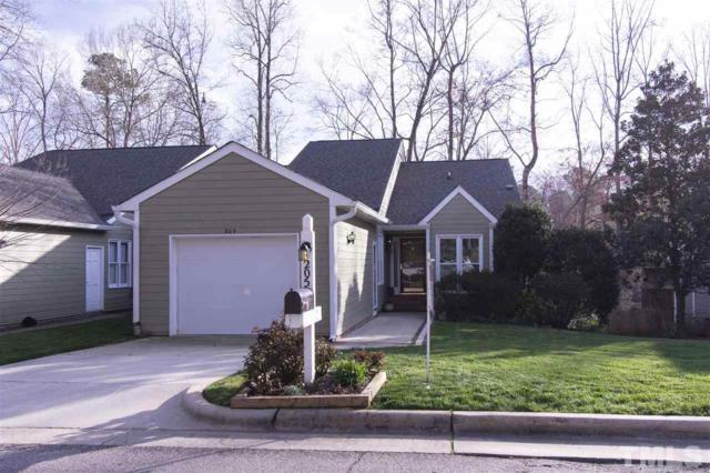 205 Chimney Rise Drive, Cary, NC 27511 (#2242486) :: The Perry Group