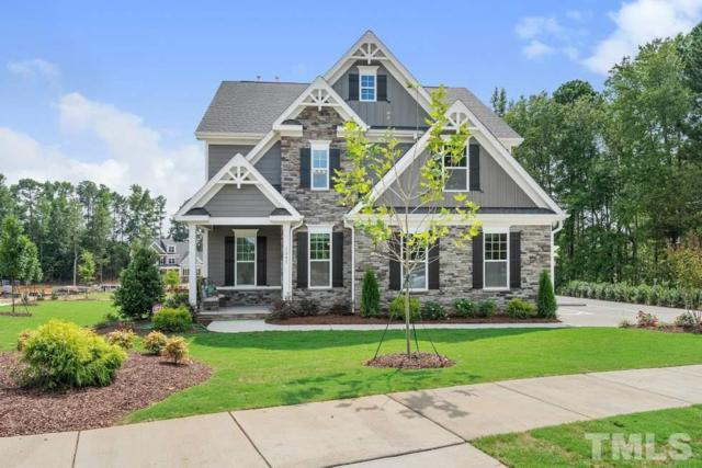 205 Old Ballentine Way, Holly Springs, NC 27540 (#2242502) :: Raleigh Cary Realty
