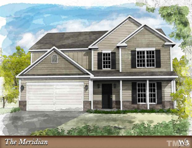 210 Shore Pine Drive, Youngsville, NC 27596 (#2242662) :: The Jim Allen Group