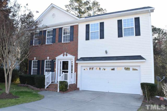 2006 Mountain Court, Apex, NC 27502 (#2243157) :: The Perry Group