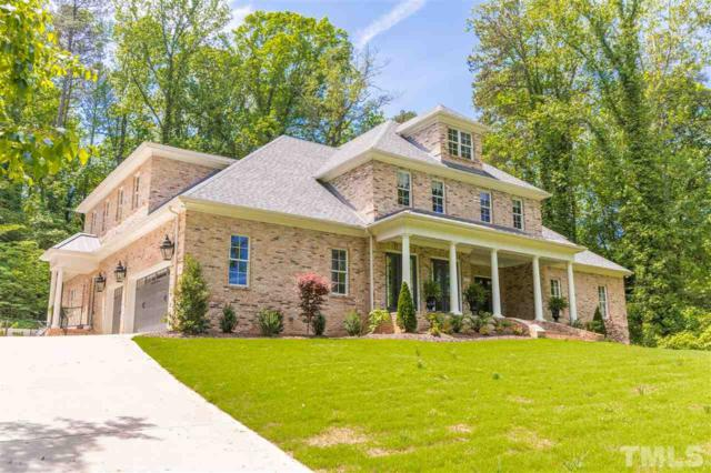 3625 Alleghany Drive, Raleigh, NC 27609 (#2243713) :: Marti Hampton Team - Re/Max One Realty