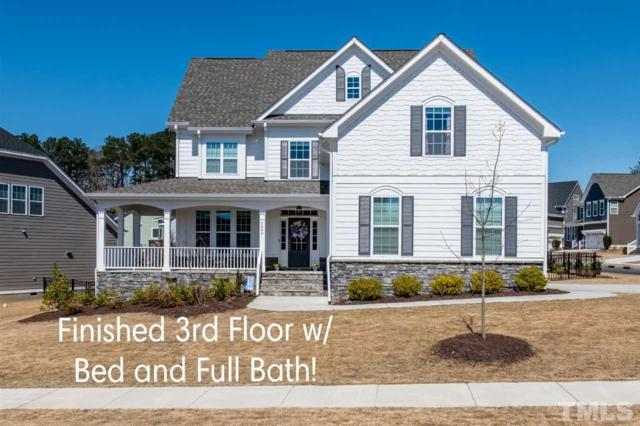 2800 Rileys Pond Drive, Apex, NC 27502 (#2243800) :: The Perry Group