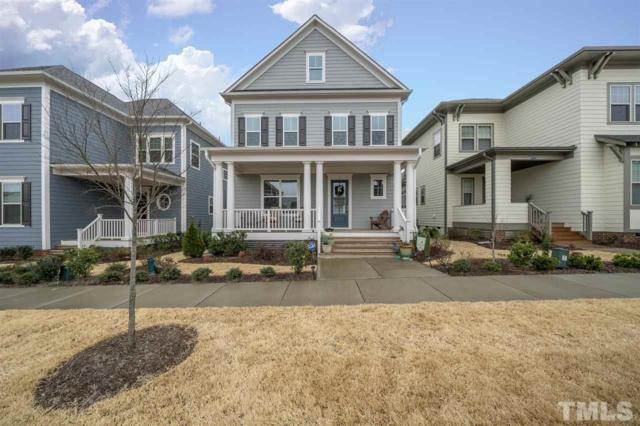 1604 Pasture Hills Drive, Wake Forest, NC 27587 (#2243811) :: The Perry Group