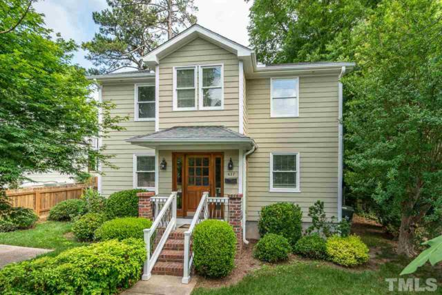 627 New Road, Raleigh, NC 27608 (#2243839) :: Marti Hampton Team - Re/Max One Realty