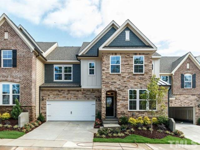 244 Kentigern Drive #22, Raleigh, NC 27606 (#2244596) :: Team Ruby Henderson